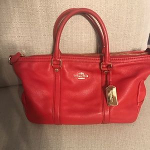 AUTHENTIC Coach Satchel and Wallet
